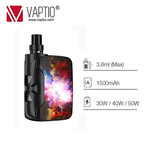 Vaptio Kit cigarrillo electrónico original Fusion