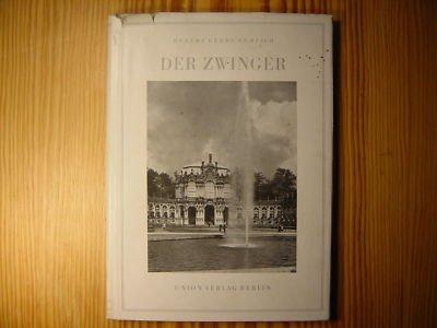 Der Zwinger Ermisch Dresden Bildband Führer