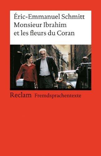 Monsieur Ibrahim et les fleurs du Coran von Éric-Emmanuel Schmitt (2011) Taschenbuch
