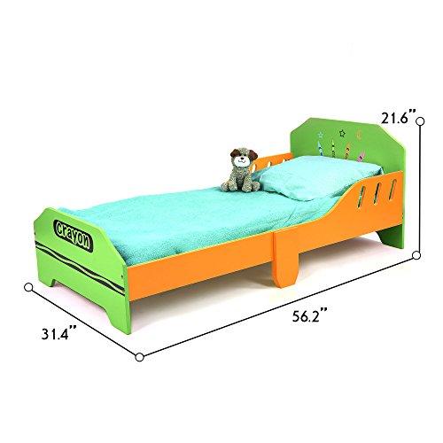 Bebe Style GCR1JB Bett, grün
