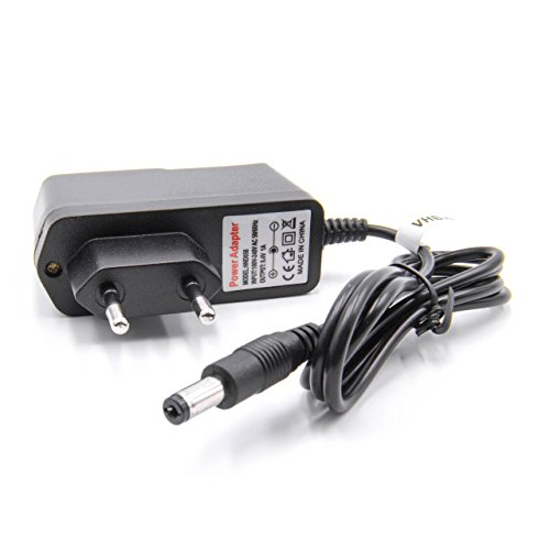 vhbw 220V Ladegerät Ladekabel für Akkus von Fahrradlicht z.B. Cree SSC-P7, XMLT6 - Licht Akku Fahrrad Für Pack Cree