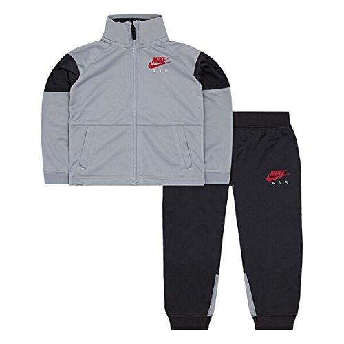 Nike 627s-174Trainingsanzug, bebé-niños, Baby - Jungen, 627S-174_XXS_Negro, Schwarz, 18 Meses