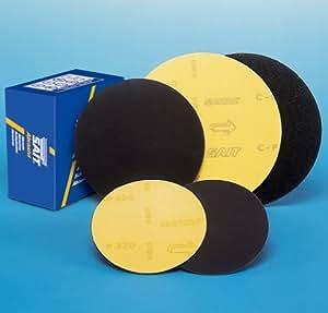 Disque Abrasif Velcro Ø 115 Grain 60 Carbure de Silicium