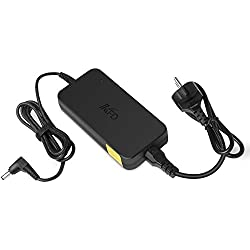 KFD 180W 19,5V MSI Chargeur Alimentation pour MSI GS65 GS73VR GS63VR GS43VR GE62 GE72 GS60 GS70 GT60 GT70 GP62 GP62X GP62MVR GP62MVRX GP72 GL63 Alimentation pour Ordinateur Portable-5,5MM*2,5mm