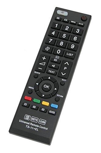 allimity Remplacer la Remplacer la télécommande pour TOSHIBA LED LCD TV CT-8002 CT-8003 CT-8023 CT-8037 CT-90275 CT-90302 CT-90325 CT-90326 CT-90327 CT-90329 CT-90366 RC-1910 RC-1911 RC-3910