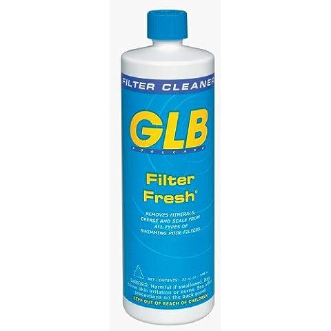 GLB Pool & prodotti Spa 71010-Quart Fresh Filter-Filtro per piscina
