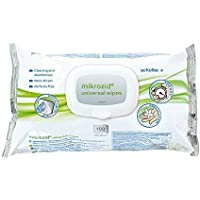 mikrozid universal Wipes Soft Pack con 100 toallitas