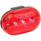 Ultrasport LED Fahrrad-Rücklicht 0.5 Watt inkl. Halterung - 5 LED´s