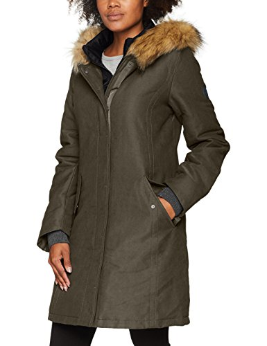 Marc O\'Polo Damen 708047871023 Jacke, Grün (Dusty Pine 488), 40