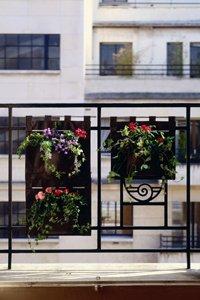 Plantex® Vertikaler Garten für Kräutergarten Größe S (1 Tasche) 40 x 40 cm von DuPont™ (Tasche Verschönert)