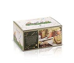 Idea Regalo - ColomBacco, Colomba pasquale artigianale con crema al pistacchio di Bronte, 900 gr