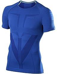FALKE Herren Underwear Warm Shortsleeved Shirt Tight Men Sportunterwäsche