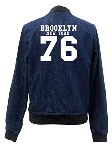 Brooklyn New York 76 Jeans Bomberjacke Certified Freak-XL