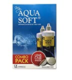 Aqua Soft Sensi Giorgio 9 Multi Purpose Lens Solution (720Ml)