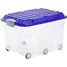 Rotho 1766606149 Contenitore Roller 6 in plastica