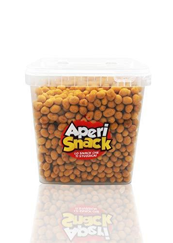 APERISNACK® AP04.002.03 - Erdnüsse im Teigmantel mit Paprikageschmack, im Eimer Menge: 1 Eimer mit 2,5 kg.
