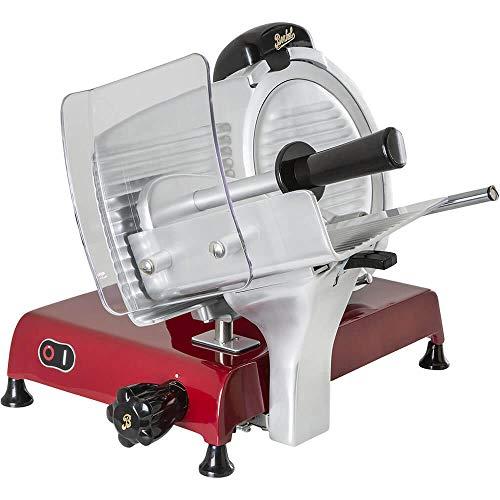 Berkel Red Line 250 Aufschnittmaschine mit Messerdurchmesser 250 mm Rot