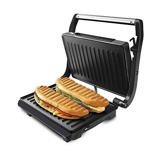 Si buscas electrodomésticos para tu hogar a los mejores precios, ¡no te pierdas Grill de Contacto Taurus Toast&Co 700W y una amplia selección de pequeño electrodoméstico de calidad!Placas de grill antiadherentesAsa de toque fríoSe puede guardar e...