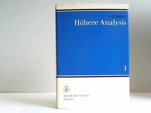 Höhere Analysis I. Logik, Mengen, Zahlen, Funktionen, Topologie, Metrische Räume