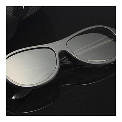 Zirkular polarisierende Passive Film-Gläser des Frauen-Mann-3D for Kino-Qualitäts-Mode des Fernsehen-3D