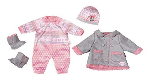 Zapf Creation 700099 - Baby Annabell Deluxe Kalte (Outfits Eisbären)