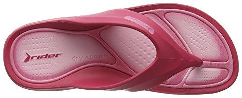 Rider Cape VII, Tongs mixte enfant Rose - Pink (Pink 22927)