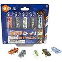 HEXBUG 415-4574-06GL06  nano Nitro 5 Pack - Multicolor