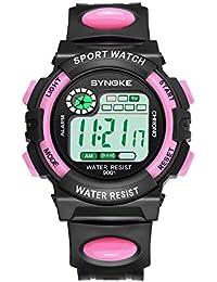 Synoke Sport Uhr Multi-funktion 30 M Wasserdichte Uhr Led Digital Double Action Uhren Mens Fashion Uhren Für Mann Herrenuhren