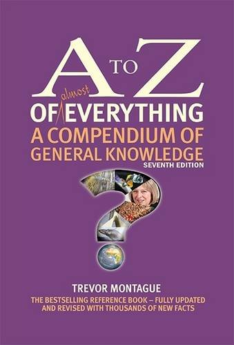 A to Z of Everything: A Compendium of General Knowledge for sale  Delivered anywhere in UK