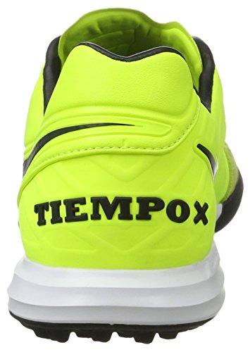 Nike Tiempox Proximo Tf, Chaussures de Football Homme Jaune (Volt/black-volt-white)