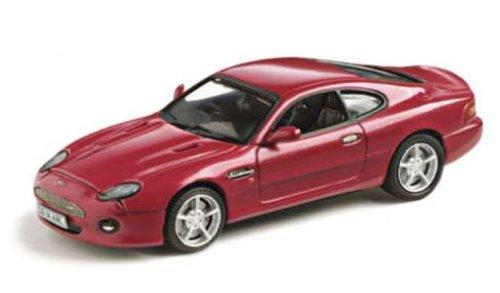 Vitesse 20676 - Sammlermodell Aston Martin DB7GT, rot, 1:43