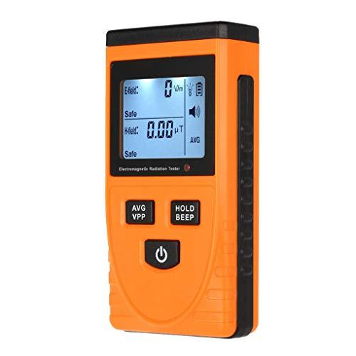Preisvergleich Produktbild Lorsoul GM3120 Elektromagnetische Strahlung Tester 2 Syncretic Digital LCD Strahlungs-Detektor-Meter Dosimeter Messzähler
