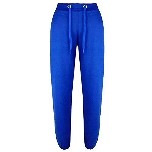 r Jungen Mädchen Jogginghose s Jogging Hosen Trainingsanzug Hosen Vlies Casual Trouser Alter 5 6 7 8 9 10 11 12 13 Jahre ()