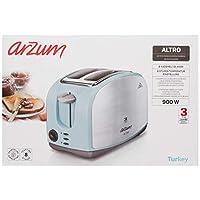 Arzum AR2014 Ekmek Kızartma Makinesi, Siyah