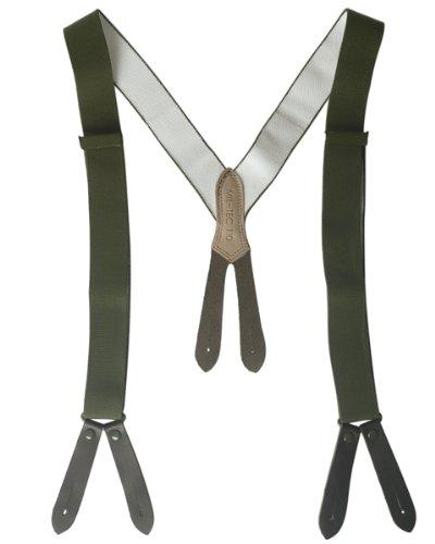 BW Hosenträger 110cm oliv