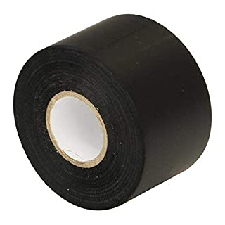 Black PVC Electrical Insulation Tape - 50mm x 33m - Large 2