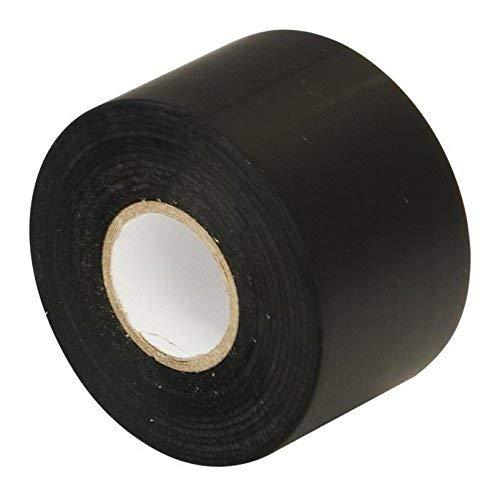 PVC negro eléctrico aislamiento–cinta 50mm x 33m–grande (2