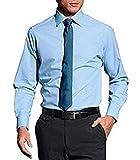 Oberhemden 2 Stück + Krawatte von Studio Colette - Blau Gr. 35/36