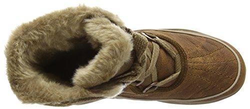Sorel Tivoli Ii Premium, Bottes Classics de hauteur moyenne, doublure chaude femme Marron - Braun (Autumn Bronze 237)