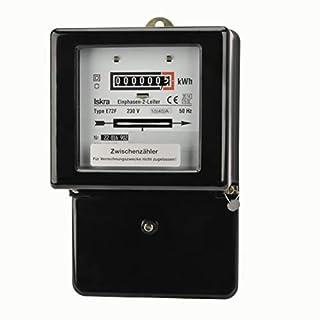 Unitec 40740 Wechselstrom-Zwischenzähler