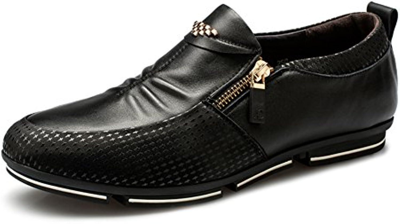 Mode Freizeitschuhe/Reißverschluss Fuß Schuhe/Komfort Schuhe für Herren  Billig und erschwinglich Im Verkauf