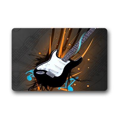 Felpudos Música dalliy Custom guitarra música Felpudo al aire libre