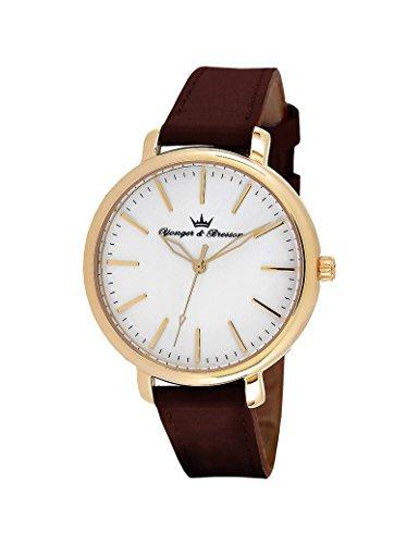 Reloj Yonger & Bresson Mujer Blanco–DCP 050/BU–Idea regalo Noel–en Promo