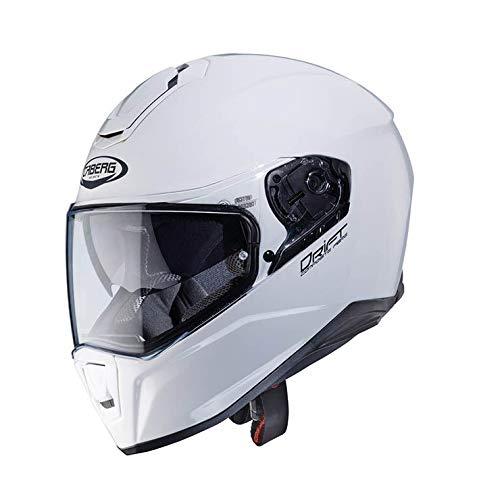 Caberg Drift Full Face Motorcycle Motorbike Helmet Gloss White