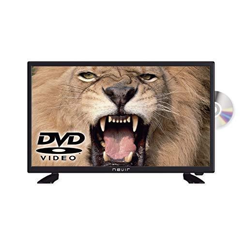 LED-DVD NEVIR 24 NVR741224HDDVDN HD READY 12V