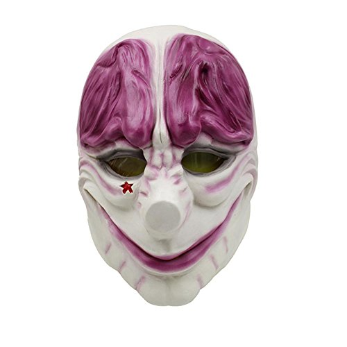 SQCOOL Halloween Maske Lustige Horror Weihnachten Masquerade Show Props Hochwertige Latex Spielzeug , D