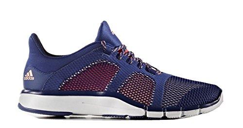 adidas Adipure Flex, Chaussures de Golf Femme, Multicolore-Multicolor (Tinuni/Rolhal/Rojimp), 36 2/3 EU
