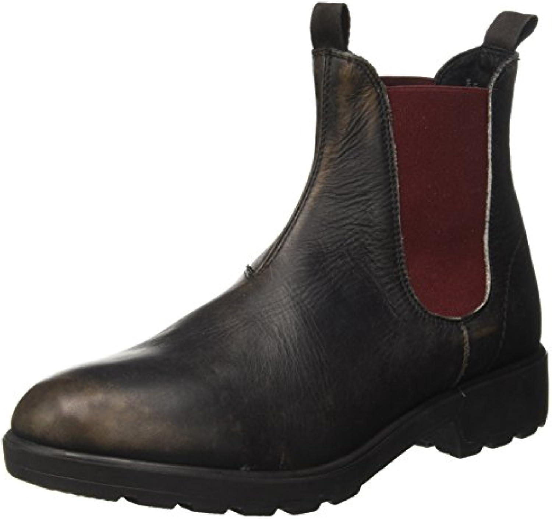 Docksteps Herren Jasper Beatle1302 StiefelDocksteps Herren BEATLE1302 Stiefel Bordeaux Billig und erschwinglich Im Verkauf