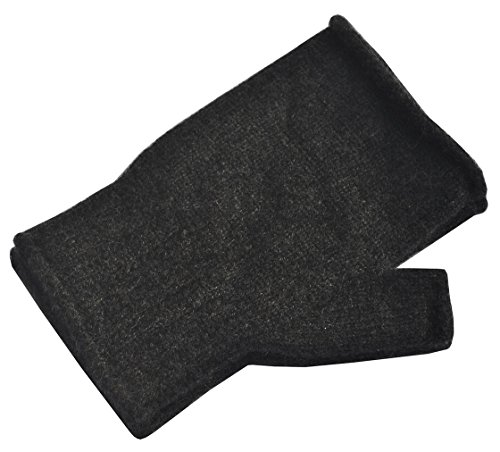 Generic - Gant - Femme taille unique Charcoal Fingerless Gloves