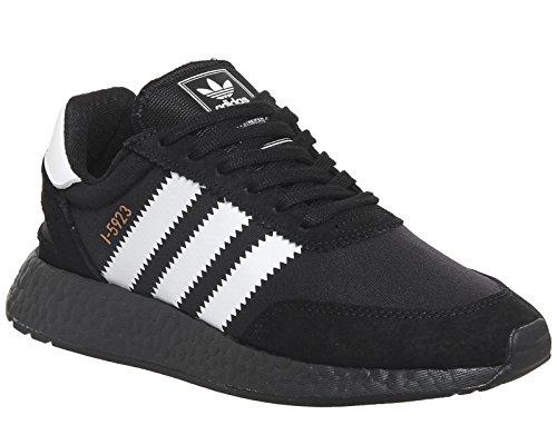adidas Iniki Runner, Chaussures de Gymnastique Homme Noir (Core Black/ftwr White/copper Flat-sld)